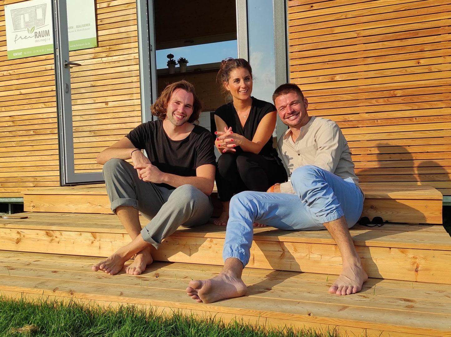 freiRaum Tiny House Team
