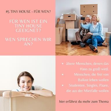 #5 Tiny House – Für wen?